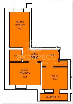 Продам 2-комн. квартиру, Центр, Восстания, 19 - Фото 2