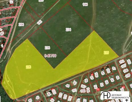 Продажа земли населенных пунктов зона многоквартирной жилой застройки - Фото 1