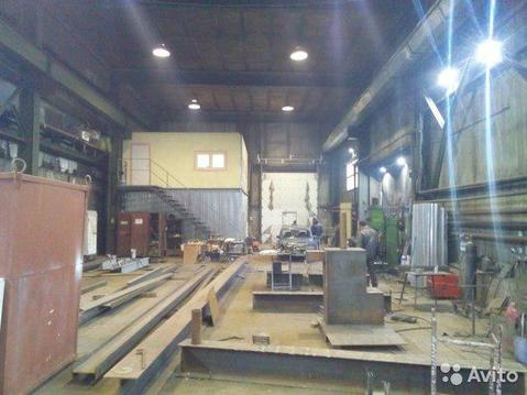 Сдам в аренду производственное помещение 2800 кв м с кран-балкой - Фото 2