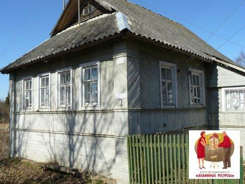 Продам дом в д. Вольная Лячка Солецкого р-на - Фото 1