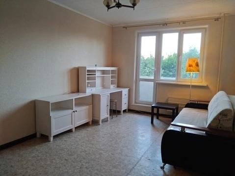Продается 1-комн.квартира 38 кв.м, м.Царицыно - Фото 1