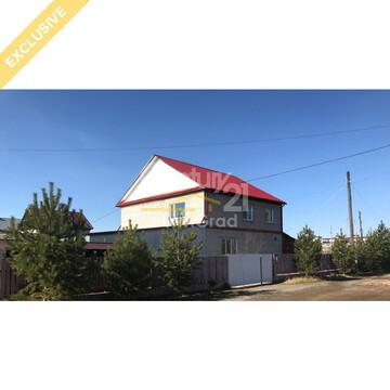 Дом в центре с.Култаево, ул. Мира, 16 - Фото 1