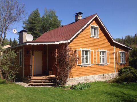 Идеальный загородный дом 140 кв.м. Заезжай и живи. - Фото 1