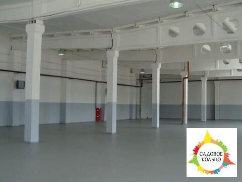 Под склад, площ.: выс. потолка: 3-6 м, отаплив, огорож. терр, охрана - Фото 5