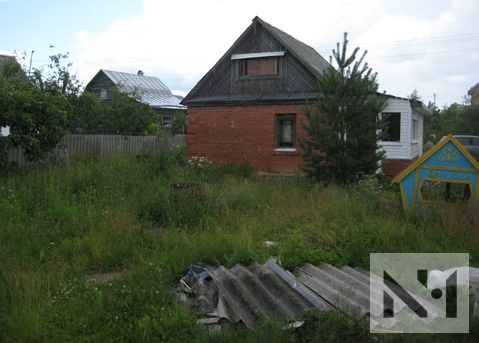 """Продается участок с домом в СНТ """"Колос"""" рядом с озером - Фото 2"""