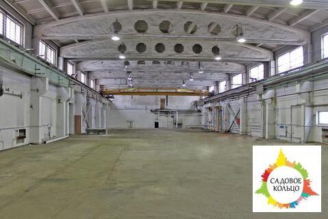 Капитальное отапливаемое здание, производственно-складское помещение н - Фото 3