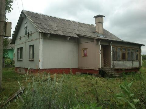 Дом в деревне, Продажа домов и коттеджей Ельня, Ельнинский район, ID объекта - 502417595 - Фото 1