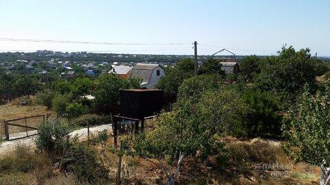 Продается недостроенный 2-х этажный дом в ст Бриг на Фиоленте - Фото 3