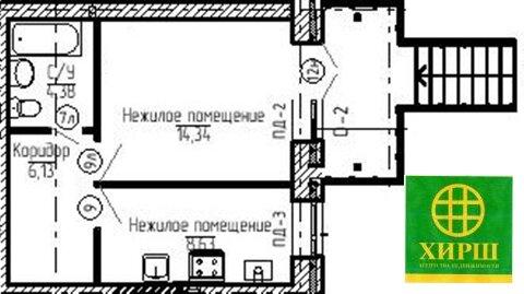 Продажа помещения под офис в кирпичном доме на ул. Ленина г Богородск