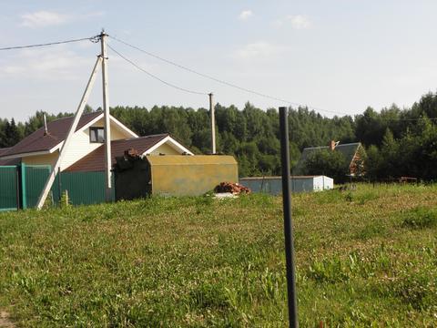 10 соток в Ермолово (вблизи п. Майский) - Фото 1