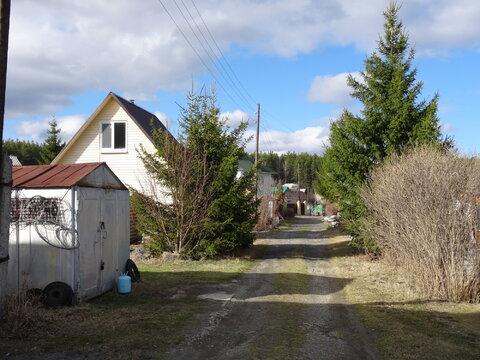 Садовый участок, кс Легенда, 10 км Чусовского тракта, черта Екб-га - Фото 1