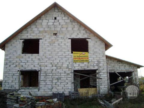 Продается дом с земельным участком, с. Сосновка, ул. Лесная - Фото 1