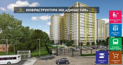 1 комнатная квартира в ЖК Династия - Фото 2