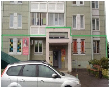 Торговое помещение 50.5 кв.мподольск, - Фото 1