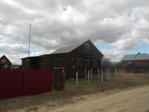 Дом на берегу озера в д.Фролово, Клепиковского района. - Фото 1