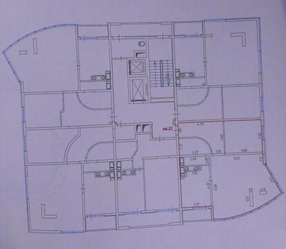 Двухкомнатная квартира в самом центре города, индивидуальной постройки. - Фото 2