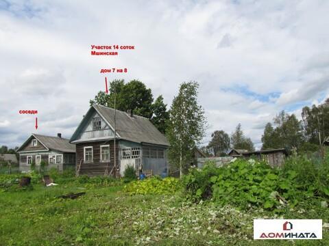 Продам участок 14 соток ИЖС пос. Мшинская , Ленинградская область - Фото 2