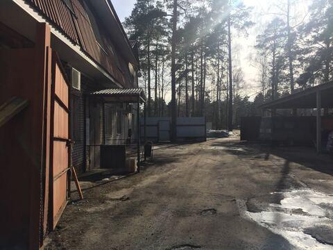 Производственная база на земельном участке 25 соток - Фото 1
