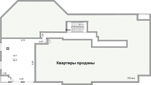 3-к квартира, 66.2 м2, 4/5 эт, Крым, Ялта, ул. Ореховая, - Фото 3