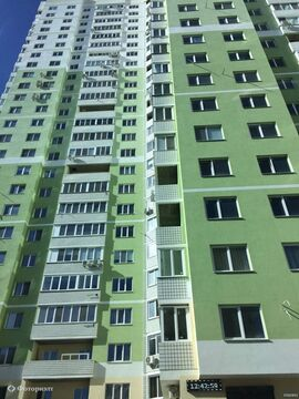 Квартира 2-комнатная Саратов, Октябрьский р-н, проезд Степана Разина - Фото 2