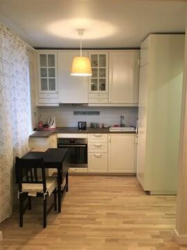Квартира с Ремонтом и Мебелью, ЖК Некрасовский - Фото 1