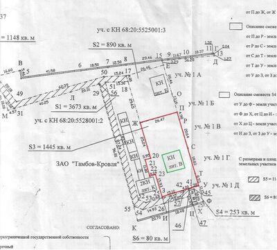 Продажа склада, Покрово-Пригородное, Тамбовский район, Переулок 2-й .