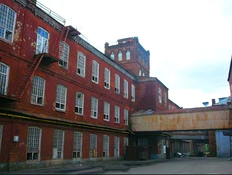 Комплекс зданий бим (Большой Ивановской Мануфактуры) в центре Иванова - Фото 2