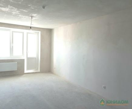 2 комнатная квартира-распашонка с кухней 14м2 ул. Созидателей - Фото 1