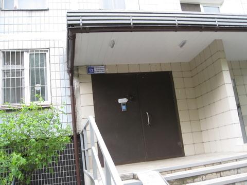 Трехкомнатная Квартира Москва, проспект Новоясеневский, д.12, корп.3, . - Фото 5