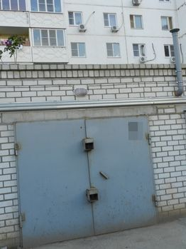 Продажа гаража, Астрахань, Ул. Куликова - Фото 2