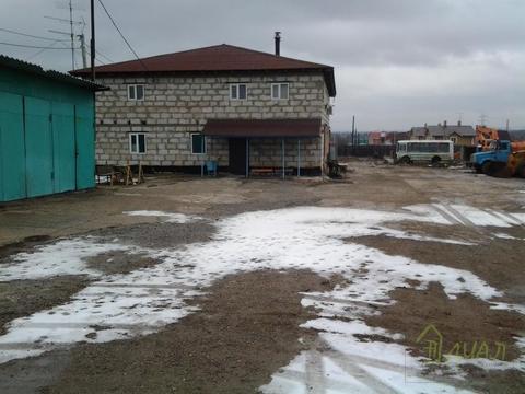 Земельный участок 117 сот под строительство производственно-складского - Фото 1
