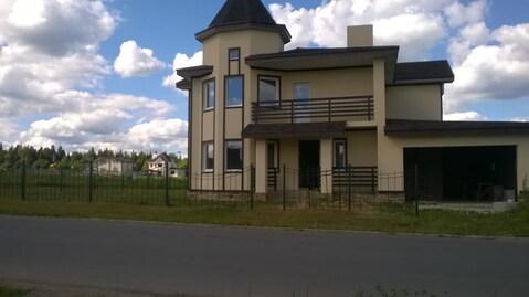 Новый дом 249 м2 на 12 сотках в 53 км от МКАД по Новорижскому шоссе - Фото 1