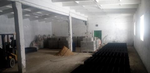 Помещение под производство Пеноблока, село Варна - Фото 1