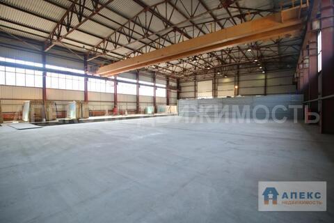 Аренда помещения пл. 1100 м2 под склад, Щелково Щелковское шоссе в . - Фото 4