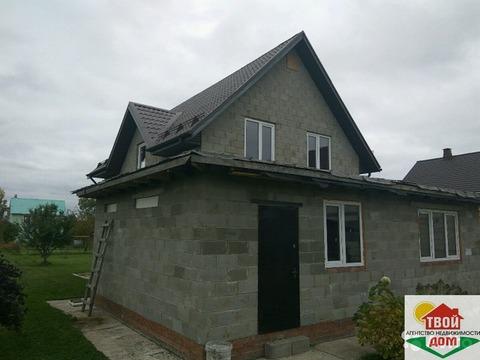 Продам дом в д. Кабицыно, 140 кв.м. - Фото 1