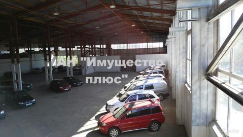 Продам производственно-складской комплекс, В.шоссе, 2350 кв. м. - Фото 4