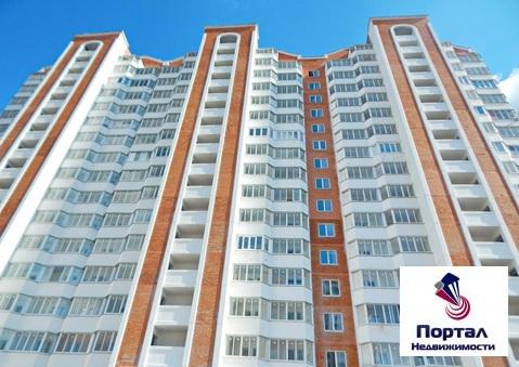 1-к квартира в новостройке, мкрн. Ивановские Дворики - Фото 1