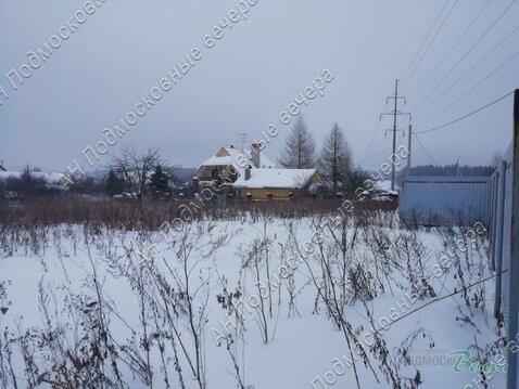 Калужское ш. 22 км от МКАД, Страдань, Участок 11 сот. - Фото 2