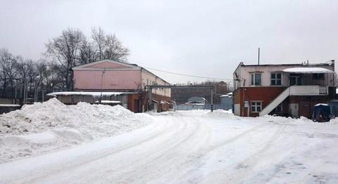 Продажа производственно-складского комплекса 2500 м2 на 1-й Фрезерной - Фото 3