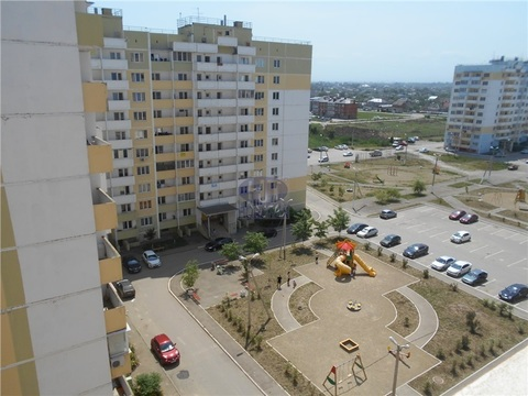 Двухкомнатная квартира пгт Афипский Краснодарский край. (ном. объекта: . - Фото 1