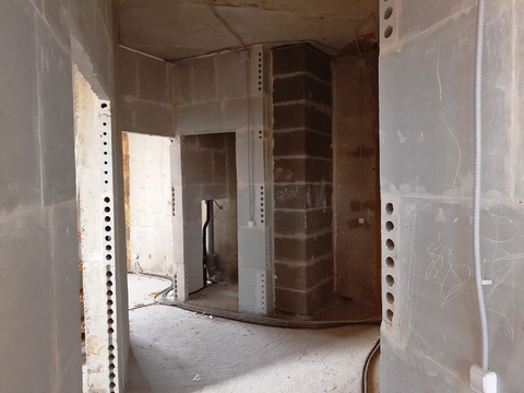 2 комнатная квартира г.Раменское - Фото 5