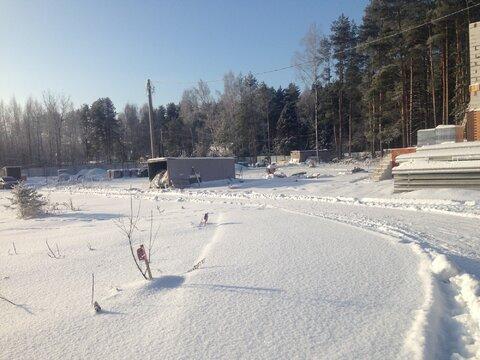 Продается земельный участок в черте г. Пушкино на берегу Учинского вод - Фото 4