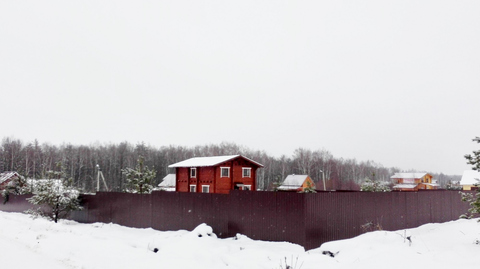 Судогодский р-он, Лухтоново д, Лухтоново, земля на продажу - Фото 4
