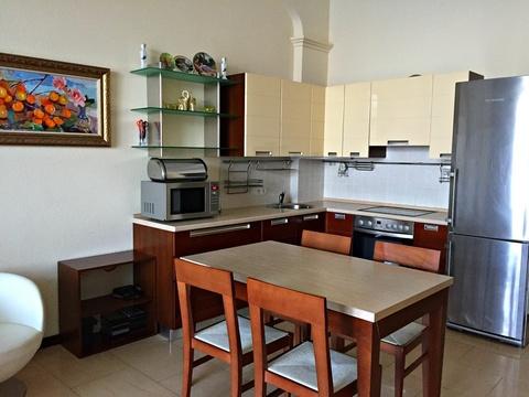 3-комнатные апартаменты в лучшем комплексе, 100 метров от моря, spa - Фото 3
