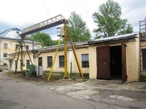 Сдам складское помещение 2000 кв.м, м. Московская - Фото 2