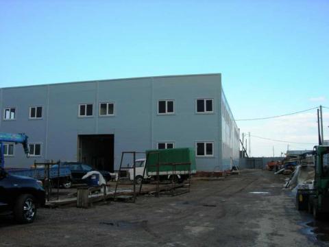 Производственное помещение 1400 м2. - Фото 1