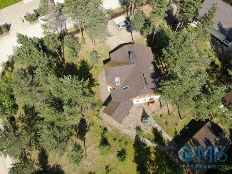 Коттедж в закрытом кп на берегу озера - Фото 2