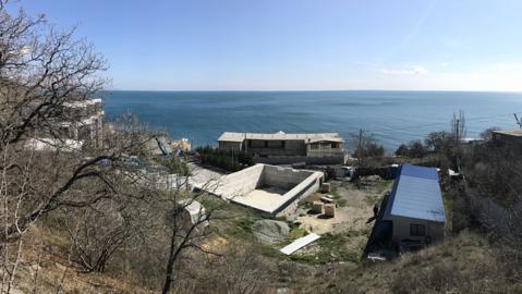 Продается земельный участок Респ Крым, г Алушта, поселок Семидворье, . - Фото 4