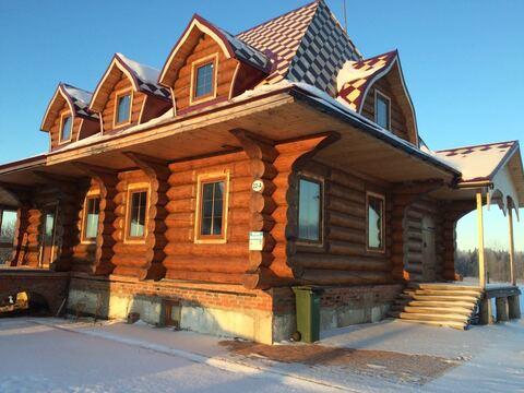 Дом 2-х этажный в д.Константиново, Клепиковского района, Рязанской обл. - Фото 2