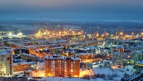 Квартира, Мурманск, Старостина - Фото 1